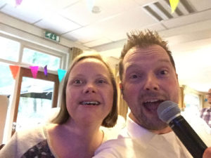 Hartstichting | Shorty and the Blond DJ