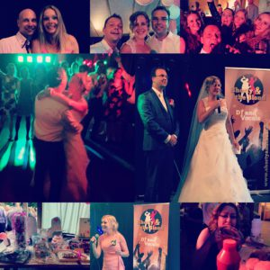Bruiloft Berdien en Stefan | DJ zanger en zangeres | Shorty and the Blond